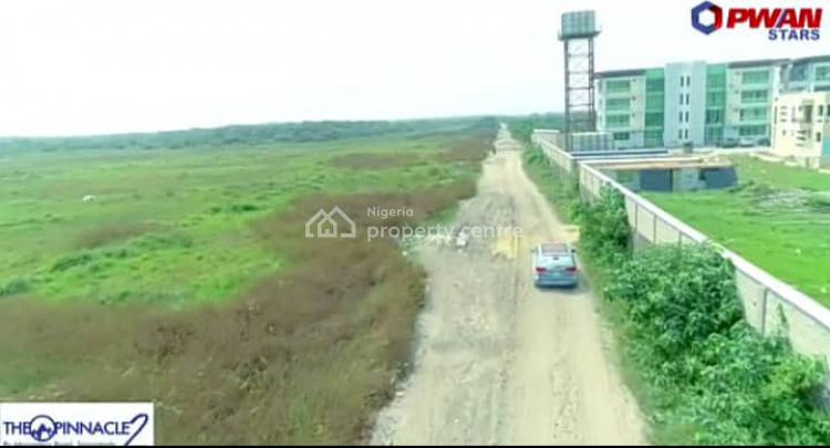 Estate Land, Behind Shoprite Title Governor Consent, Sangotedo, Ajah, Lagos, Residential Land for Sale