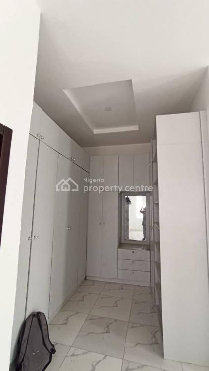 Brand New Exotic 4 Bedroom Semi Detached House, Chevron Alternative, Lekki Phase 1, Lekki, Lagos, Semi-detached Duplex for Rent