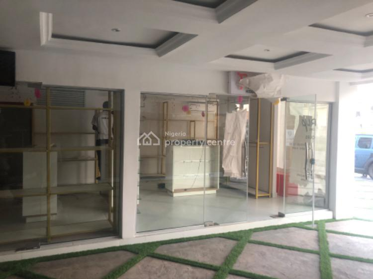 Shop Spaces in a Luxury Mall, Plot 25, Emma Abimbola Cole Street, Lekki Phase 1, Lekki, Lagos, Plaza / Complex / Mall for Rent