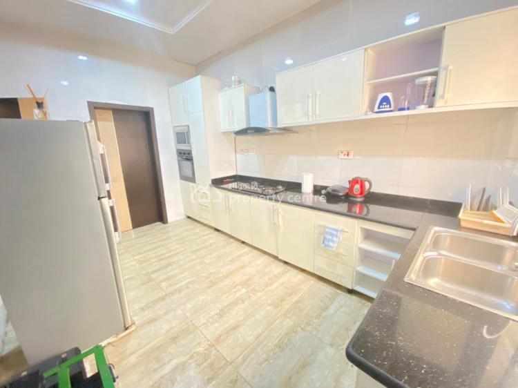 Premium 4 Bedroom Furnished Terrace Duplex, Chevron, Lekki Phase 1, Lekki, Lagos, Terraced Duplex for Sale