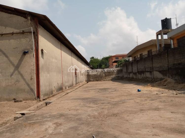 3 Bay Warehouse Sitting on 2 Acres of Land, Oregun, Ikeja, Lagos, Warehouse for Sale
