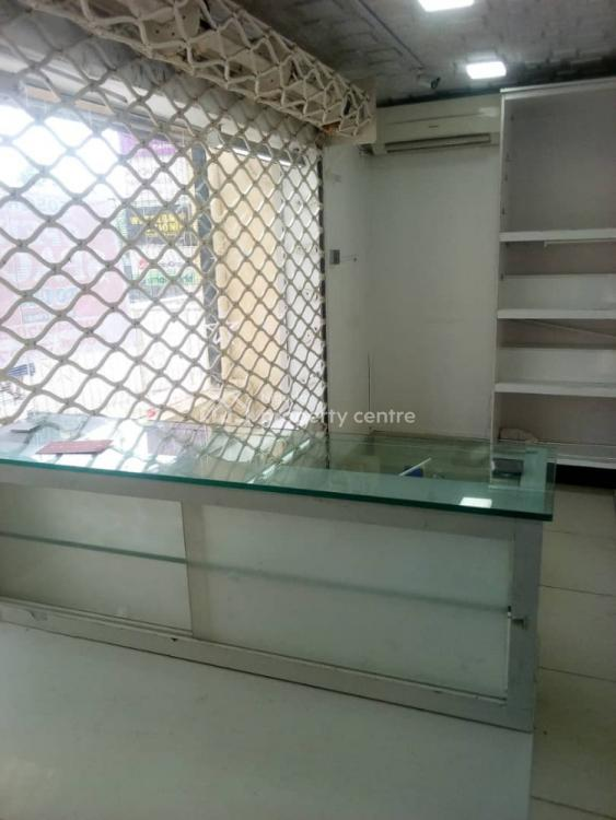 50sqm Bungalow Space Good for Pharmacy, Behind Icm Shoprite, Alausa, Ikeja, Lagos, Office Space for Rent