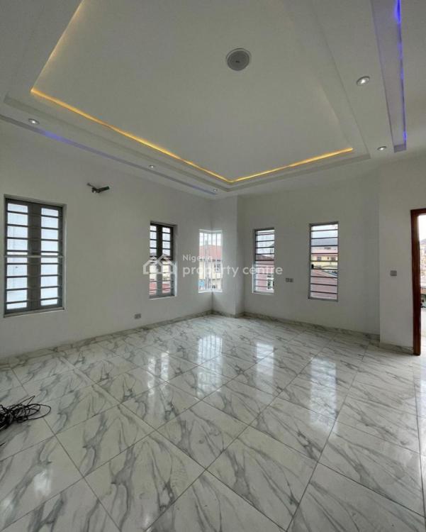 4 Bedroom Fully Detached Duplex, Osapa London, Lekki, Lagos, Detached Duplex for Sale