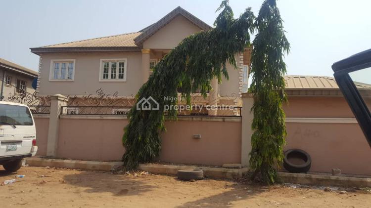 Executive Block of 4 Units of 3 Bedrooms Flat, Federal Peace Estate, Baruwa, Ipaja, Lagos, Block of Flats for Sale
