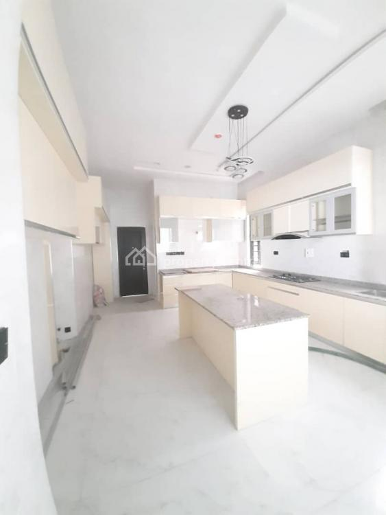 Luxury Built 5 Bedrooms Duplex with Swimming Pool, By Second Tollgate, Lekki Phase 2, Lekki, Lagos, Detached Duplex for Sale