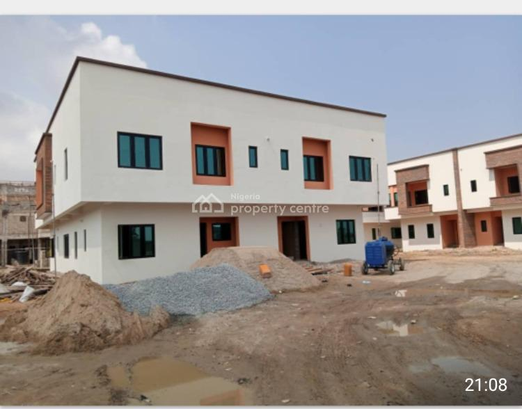 4 Bedrooms Semi Detached Duplex with Bq, Ikate Road, Ikate Elegushi, Lekki, Lagos, Semi-detached Duplex for Sale