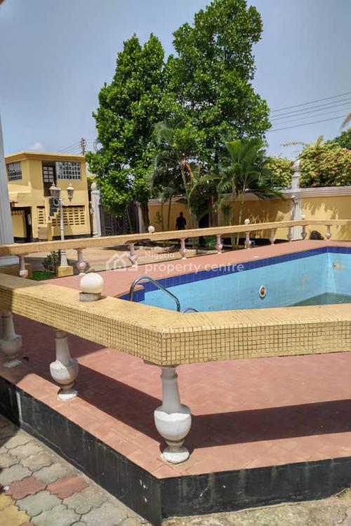 8 Bedrooms Mansion, Parkview Estate, Ikoyi, Lagos, Detached Duplex for Sale