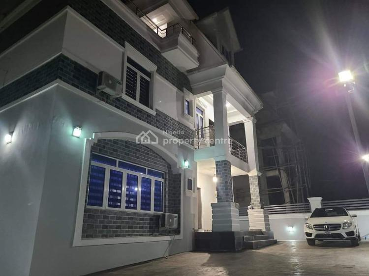 Luxury 5 Bedrooms Duplex Well Furnished in a Serene Environment, Asokoro Extension (guzpae), Asokoro District, Abuja, Detached Duplex for Sale