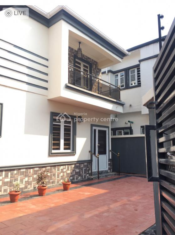 4 Bedrooms Fully Detached, Furnished with Bq, Abraham Adesanya, Ajah, Lagos, Detached Duplex for Sale