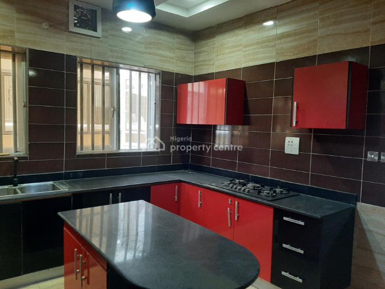Spacious Clean  4 Bedroom Duplex, Sangotedo, Ajah, Lagos, Detached Duplex for Rent
