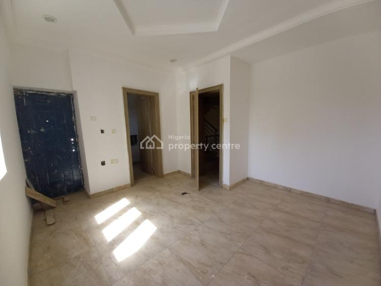 Brand New and Well Finished 4 Bedrooms Terraced House with Bq, Jahi, Abuja, Terraced Duplex for Sale