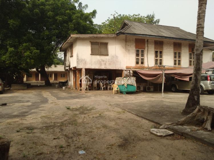 Prime Property, Along Oba Elegushi Street, Behind Golden Gate Restaurant, Ikoyi, Lagos, Mixed-use Land for Sale