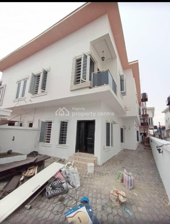 4 Bedroom Semi Detached Duplex, Off Chevron, Lekki, Lagos, Semi-detached Duplex for Rent