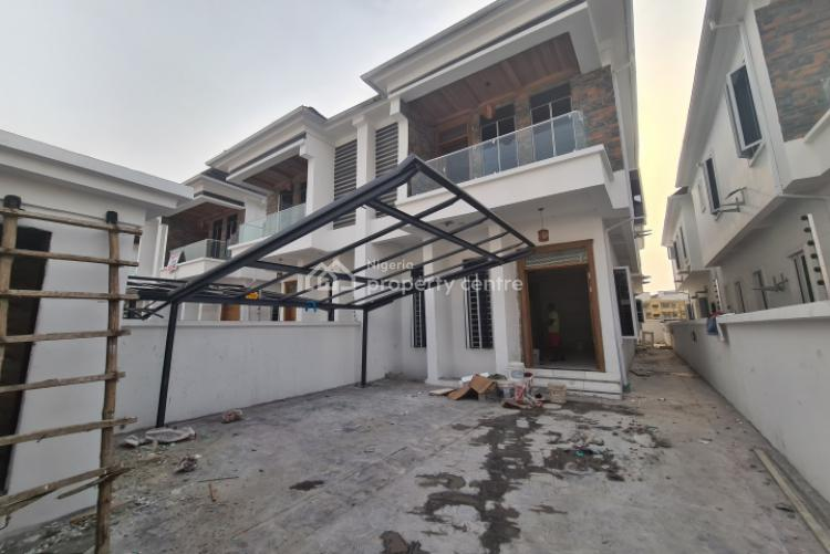 Tastefully Finished 4 Bedroom Semi - Detached House with Bq, 2nd Toll Gate, Lekki, Lagos, Detached Duplex for Sale