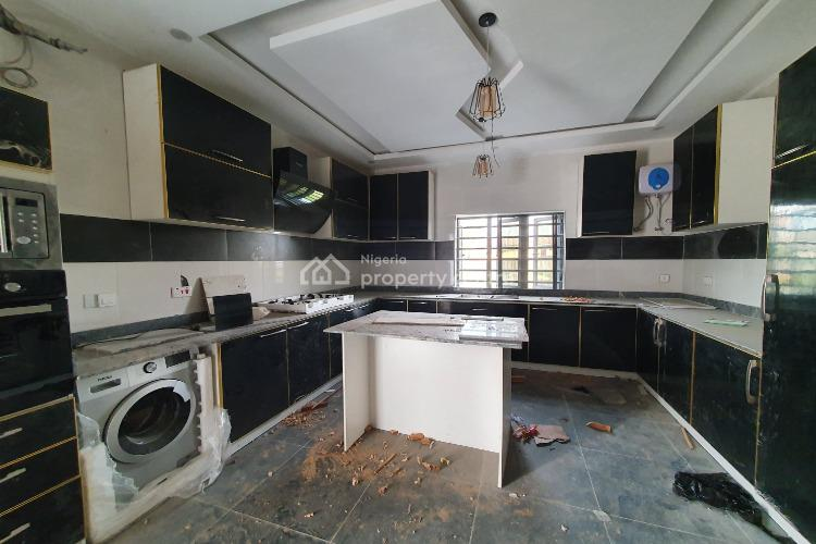 Irresistible Brand New 5 Bedrooms Fully Detached Duplex with Swimming Pool, Chevron Tollgate, Lekki, Lagos, Detached Duplex for Sale