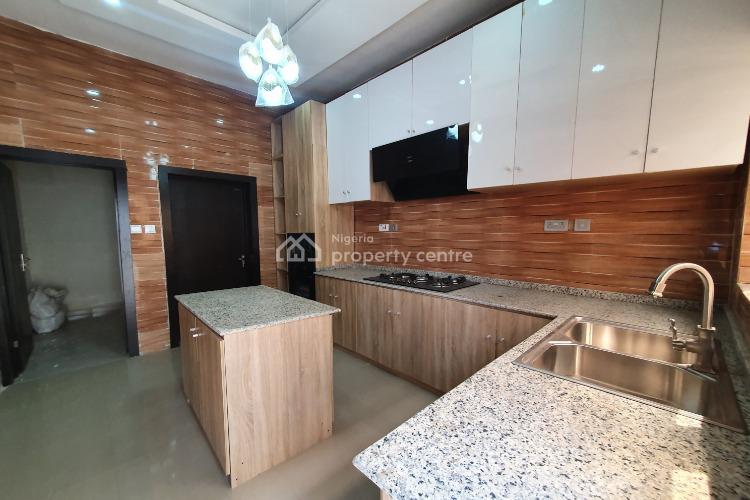 Luxury 4 Bedroom Semi-detached House with Boys Quarter, Osapa Axis, Lekki, Lagos, Semi-detached Duplex for Sale