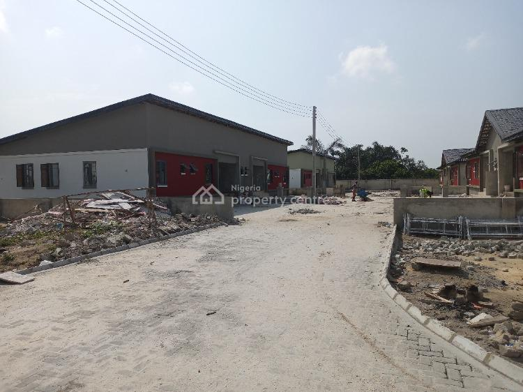2 Bedroom Apartment, Gbetu, Behind Mayfair Gardens, Awoyaya, Ibeju Lekki, Lagos, Detached Bungalow for Sale