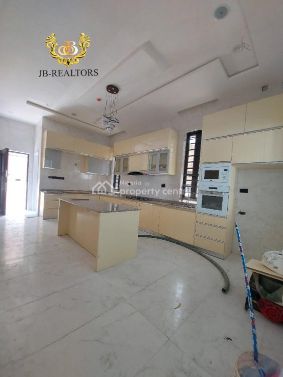 Contemporary 5 Bedroom Fully Detached House with Swimming Pool and Bq, Lekki County, Lekki Phase 1, Lekki, Lagos, Detached Duplex for Sale