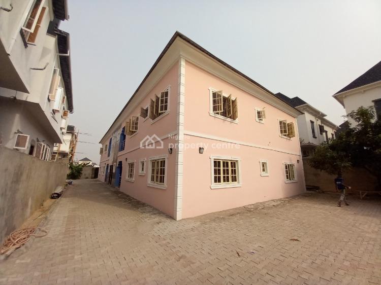 New Extreamly Spacious 3 Bedroom Flat F, Lekki, Lagos, Flat for Rent