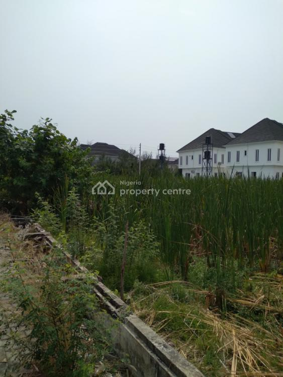 a Plot of Dry Land, Ogunbo Behind Peninsula Garden Well Developed Estate, Sangotedo, Ajah, Lagos, Residential Land for Sale