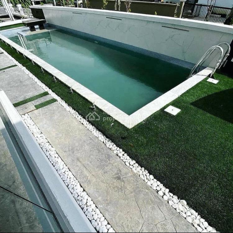 Exotic 5 Bedrooms Detached Duplex with Swimming Pool and Gym, Osapa, Lekki, Lagos, Detached Duplex for Sale