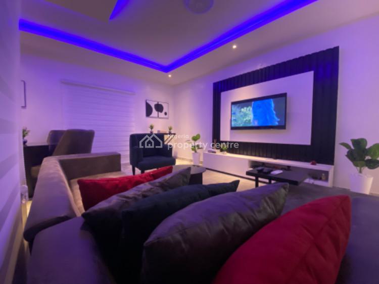 Luxury Three (3) Bedrooms Apartment, Freedom Way, Lekki Phase 1, Lekki, Lagos, Flat Short Let