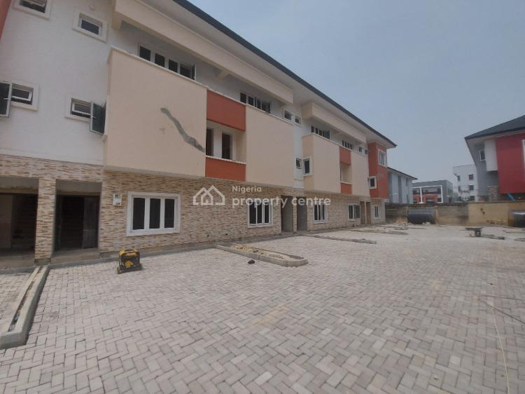 Brand New and Strategically Located Three Bedroom Flat, Ilasan, Lekki, Lagos, Flat for Sale