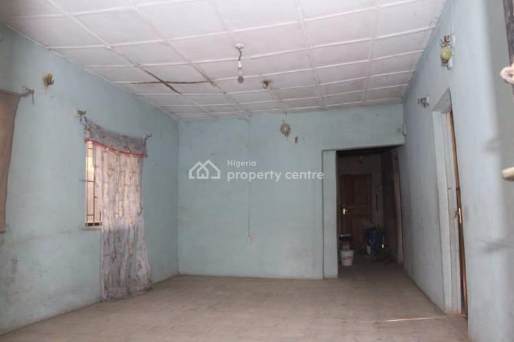 3 Bedroom with Room Self, Olopomeji Bus Stop, Odogunyan, Ikorodu, Lagos, Detached Bungalow for Sale