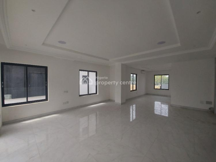Newly Built and Luxury Five Bedroom Semi-detached House with Bq, Ikoyi, Lagos, Flat for Rent