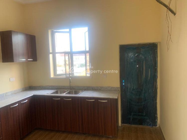 Brand Newly Build of 4 Bedroom Terrace with Bq, Idado, Lekki, Lagos, Flat for Rent