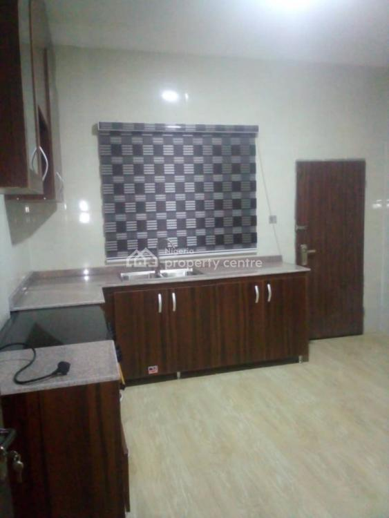 Beautiful Fully Furnished 4 Bedroom Terraced Duplex with Bq, Wuye, Abuja, Terraced Duplex for Rent