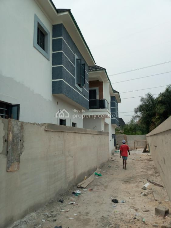 4 Bedroom Detached House with 1 Room Bq, Thomas Estate, Ajah, Lagos, Detached Duplex for Sale