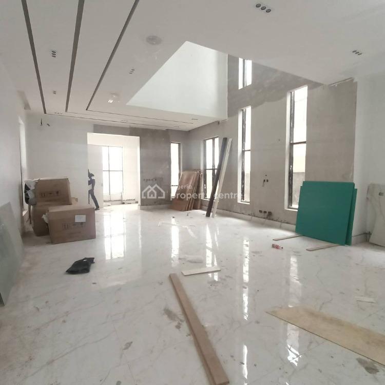 5 Bedroom Detached House with Swimming Pool,cinema, Large Parking Space, Lekki Phase 1, Lekki, Lagos, Detached Duplex for Sale