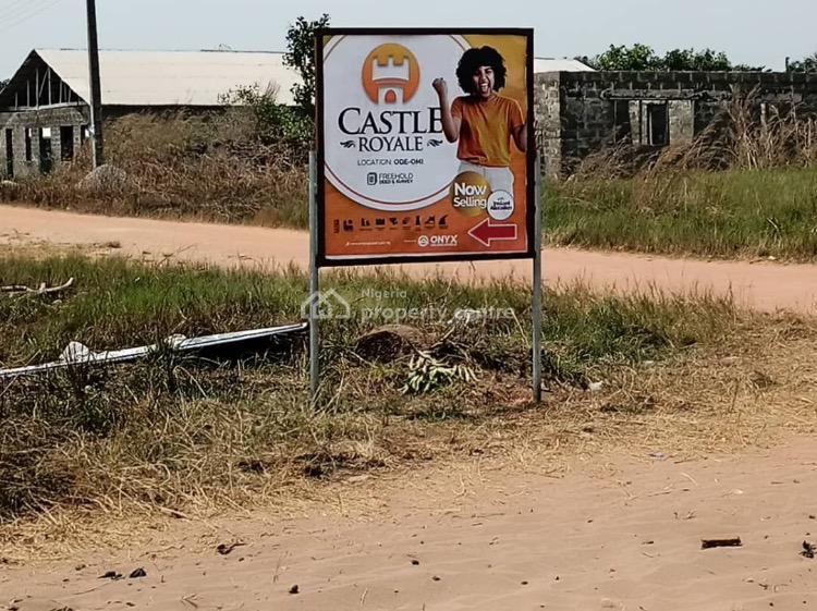 Freehold, Off Igbogun Road, Ode Omi, Castle Royale, Ibeju Lekki, Lagos, Mixed-use Land for Sale