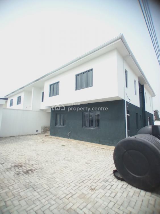 Luxury 5 Bedroom Duplex in a Serene Environment, Off Freedom Way, Ikate Elegushi, Lekki, Lagos, Semi-detached Duplex for Sale