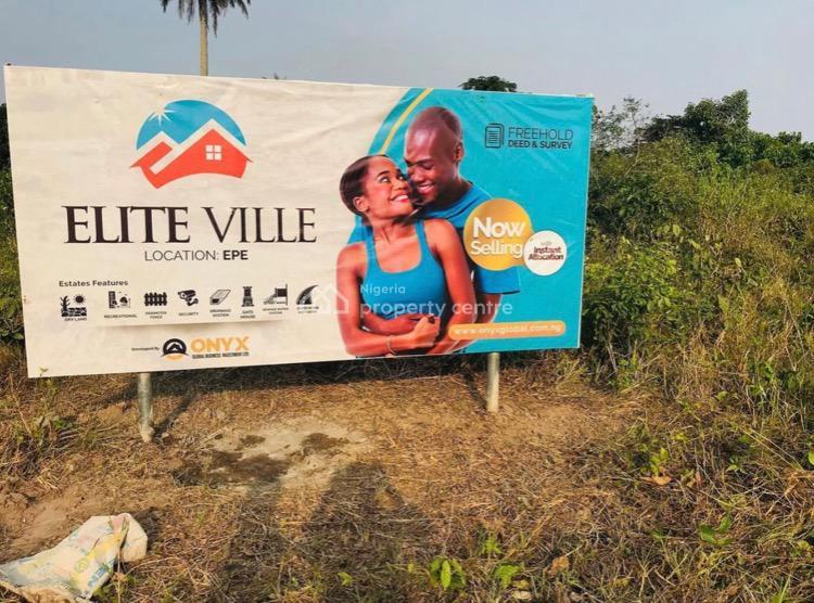 Freehold, Igbonla, Elite Ville, Epe, Lagos, Mixed-use Land for Sale