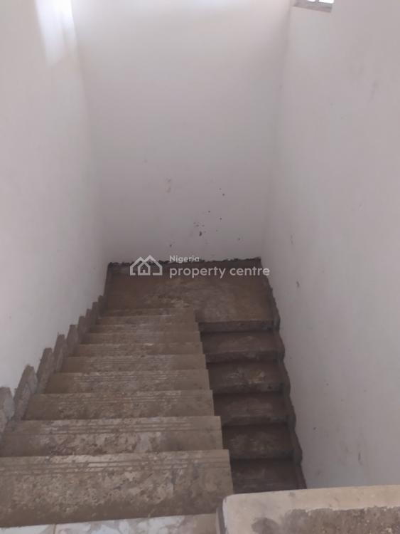 3 Bedroom Terrace Duplex with Bq, Wuye, Abuja, Terraced Duplex for Sale