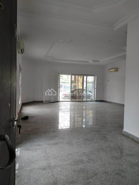3bedroom Apartment with Spacious Rooms, Bq, Swimming Pool, Ac, Ikoyi, Lagos, Flat for Rent