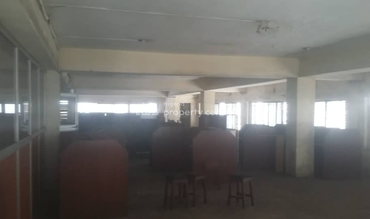 521sqm Open Plan Office Space, Anthony, Maryland, Lagos, Office Space for Rent