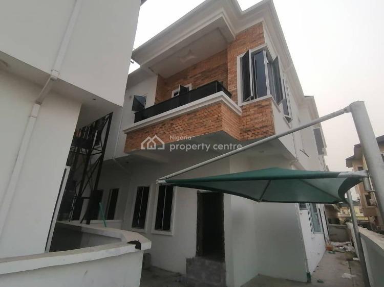 Brand New 4 Bedroom Duplex with Bq, Ikota Villa Gra, Ikota, Lekki, Lagos, Semi-detached Duplex for Rent