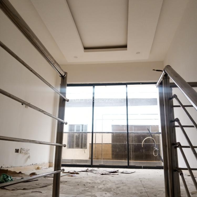 Brand New 4 Bedroom Detached Duplex, Ikoyi, Lagos, Semi-detached Duplex for Sale