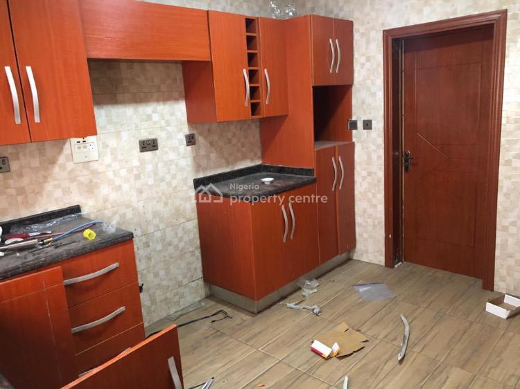 3 Bedroom Duplex with Bq, Chisco, Ikate, Lekki, Lagos, Terraced Duplex for Rent