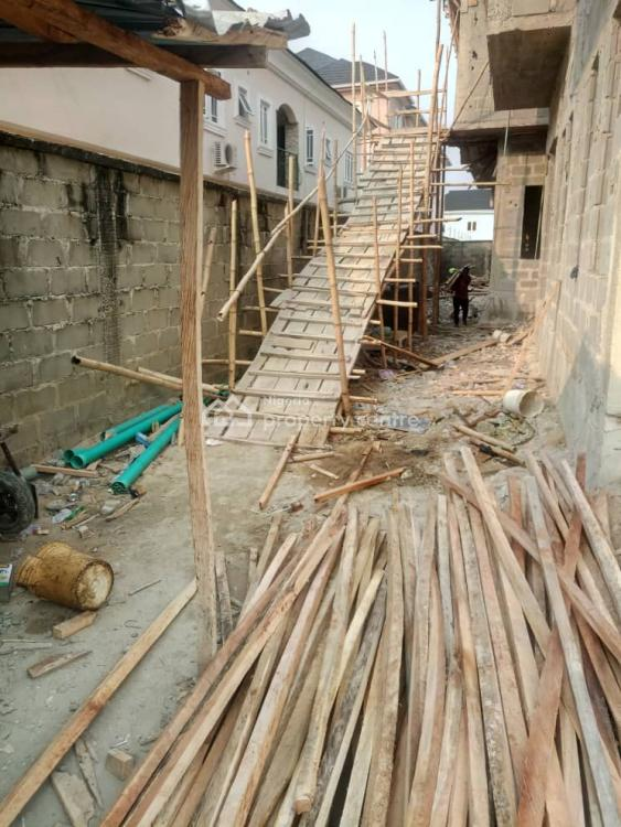 Luxury 4 Bedroom and Magnificent Home to Live, Addo Road, Ado, Ajah, Lagos, Semi-detached Duplex for Sale