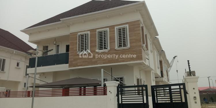 Luxury 4 Bedroom Semi-detached Duplex with a Bq, Ikota, Lekki, Lagos, Semi-detached Duplex for Sale