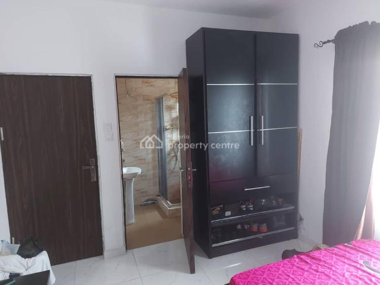 Furnished 1 Bedroom in a Shared Apartment, Ado Road, Ajah, Lagos, Self Contained (single Rooms) for Rent