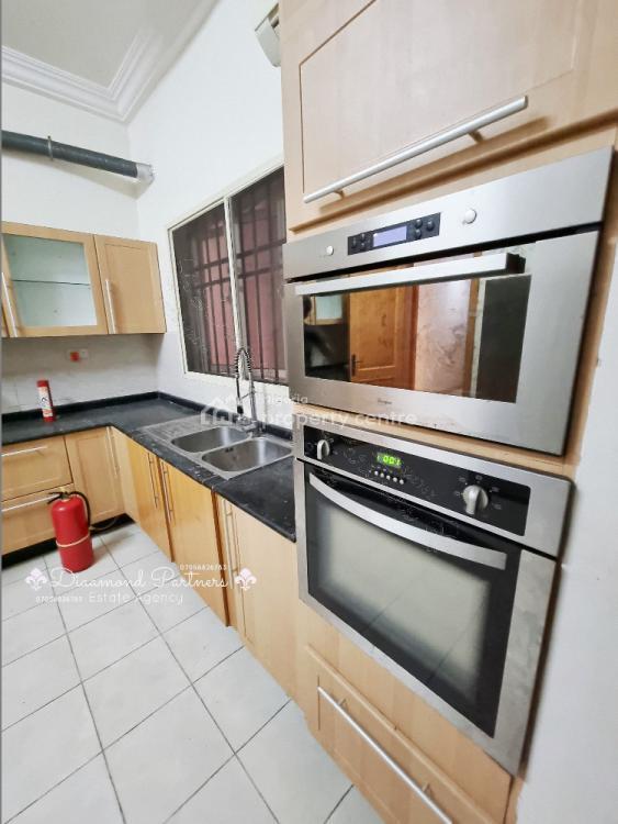 4 Bedroom Semi Detached Duplex, Banana Island, Ikoyi, Lagos, Semi-detached Duplex for Rent