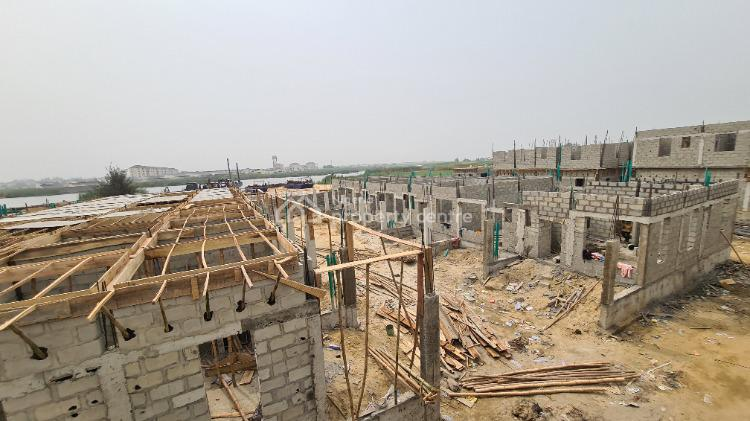 Luxury Ongoing 4 Bedrooms Terraced Duplex, Harris Crescent Road, By Vgc Estate, Lekki, Lagos, Terraced Duplex for Sale