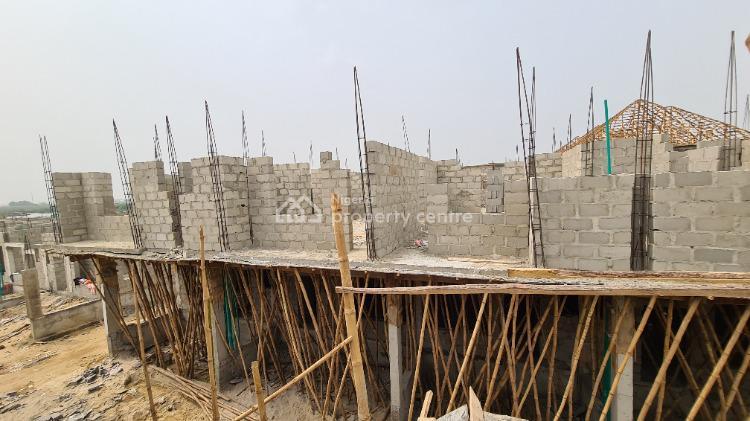 Family Oriented 4 Bedroom Duplexes, Harris Crescent Road, By Vgc Estate, Atlantic Ville Estate, Lekki Phase 2, Lekki, Lagos, Terraced Duplex for Sale