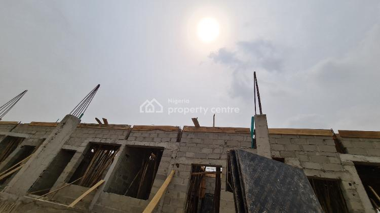 Besticated Sets of Luxury Duplexes Coming Fully Finished, Harris Crescent Road, By Vgc Estate, Atlantic Ville Estate, Lekki Phase 2, Lekki, Lagos, Terraced Duplex for Sale
