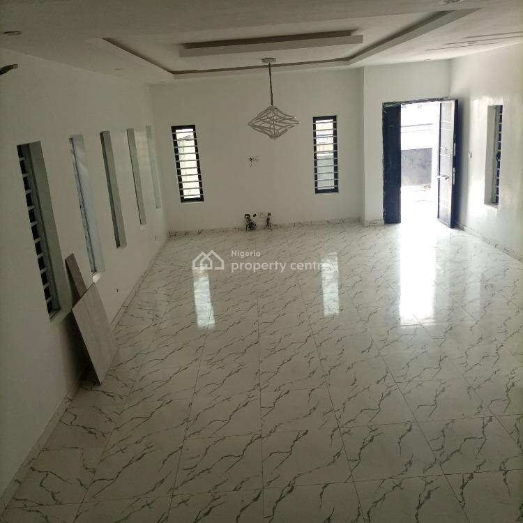 a Very Spacious Brand New 5 Bedrooms Semi Detached Duplex with Bq, Chevron, Lekki Phase 2, Lekki, Lagos, Detached Duplex for Rent